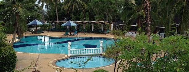 Krabi Resort is one of Tempat yang Disukai Christine.