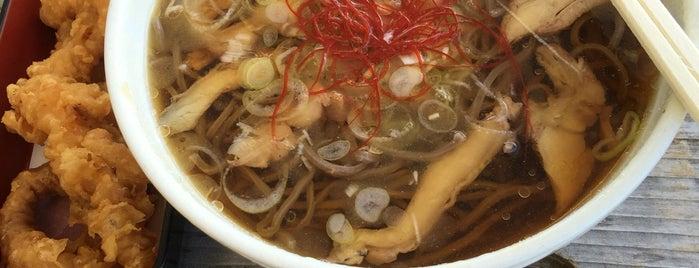 肉そば 十三 is one of モリチャン'ın Beğendiği Mekanlar.