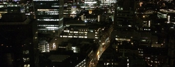 Tower 42 is one of London Bars and Pubs.