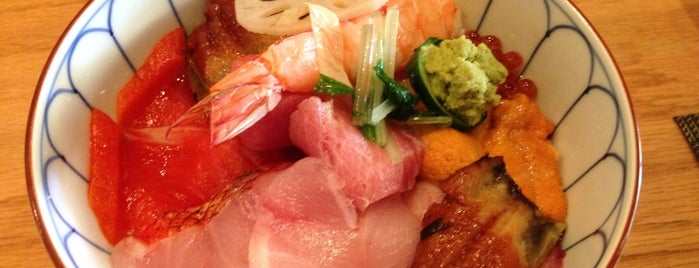 Sushi Tsujita is one of Favorite Sushi Spots.