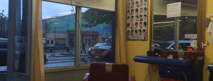 Dominican Barber Shop # 2 is one of New York City Spots.