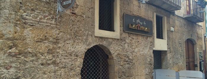 El Galliner de l'Antiquari is one of Tarragona.