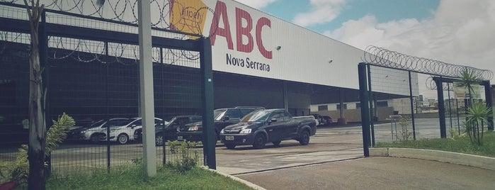 ABC Nova Serrana is one of Tempat yang Disukai Paula.