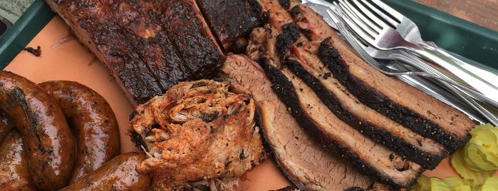 Pecan Lodge is one of America's Top BBQ Joints.