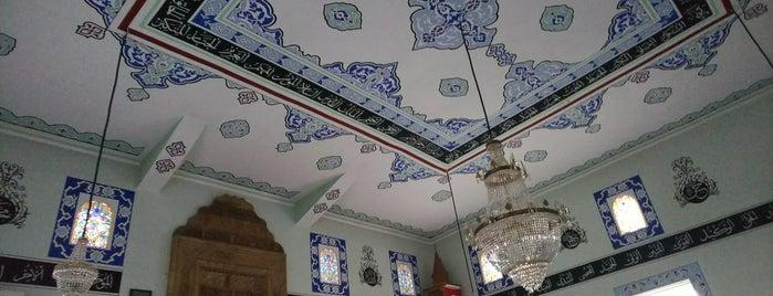 göreme merkez camii is one of Nevşehir.