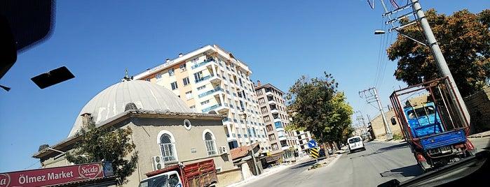 Sarı Camii is one of Konya Karatay Mescit ve Camileri.