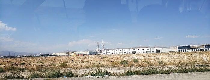 Mesva Sanayi Camii is one of Konya Karatay Mescit ve Camileri.