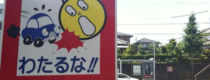 中沢西バス停 is one of 遠鉄バス  51|泉高丘線.