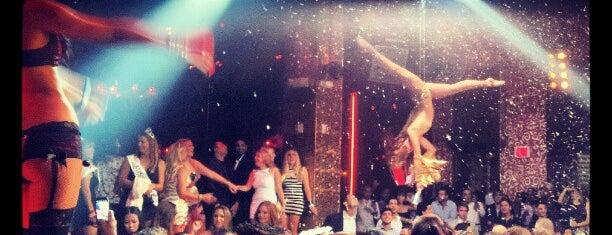 TAO Nightclub is one of Vegas Bound Bitches 13'.