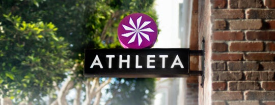 Athleta is one of Posti salvati di Chris.