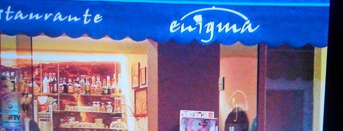 Enigma is one of Posti che sono piaciuti a Rui.