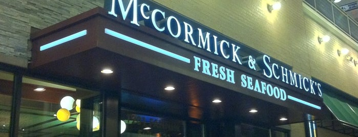 McCormick & Schmick's is one of Houston.