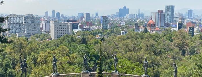 Obelisco A Los Niños Herores is one of CDMX.