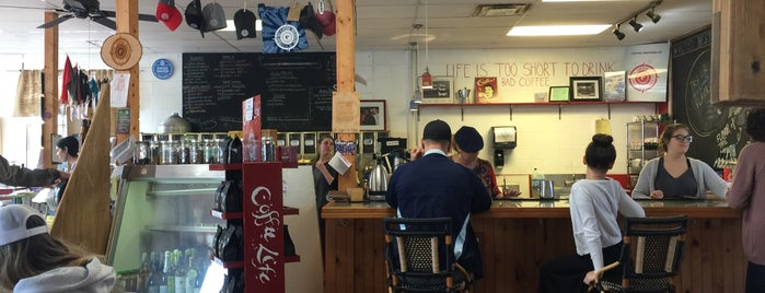 Coastal Coffee Roasters is one of Hilton Head & Savannah.