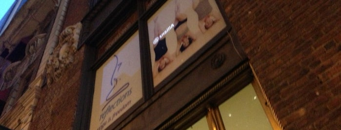 Reflections Center for Conscious Living & Yoga is one of Yoga @ New York City.