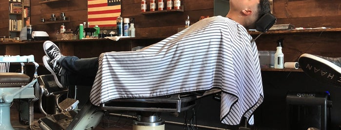 Gents Barber Club is one of Abhinavさんのお気に入りスポット.