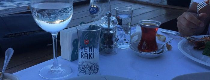 Arnavutköy Balıkçısı is one of Posti che sono piaciuti a Pelinin.