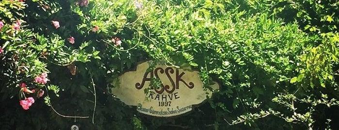 Aşşk Kahve is one of Posti che sono piaciuti a Pelinin.