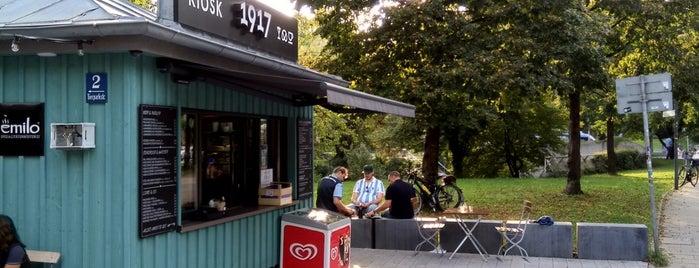 Kiosk 1917 is one of Restaurants & Imbisse.