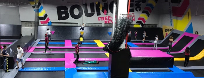 Bounce Inc is one of Fun&Sports.