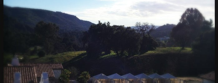 Ojai Valley Inn & Spa is one of USA: Hotels.