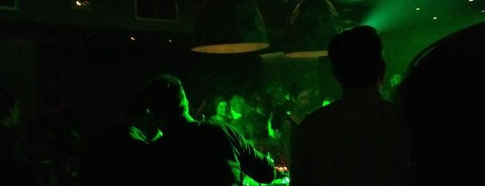Cliché Fondue Bar is one of A....