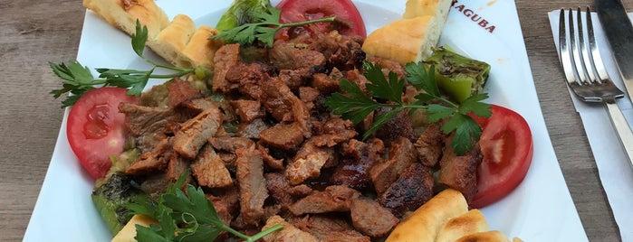 Raguba Restaurant is one of İstanbul Eateres.