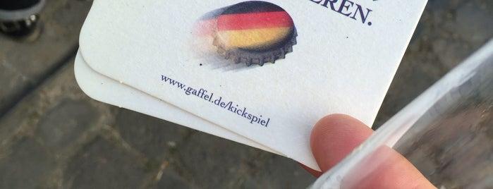 Gastwerk im Engelshof is one of Köln Hangouts.