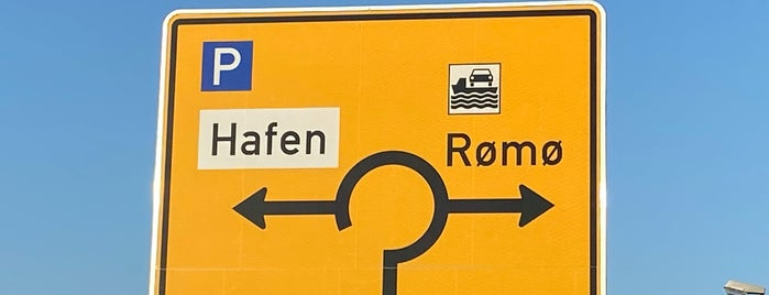 Syltexpress Sylt Fähre nach Rømø is one of Robert : понравившиеся места.