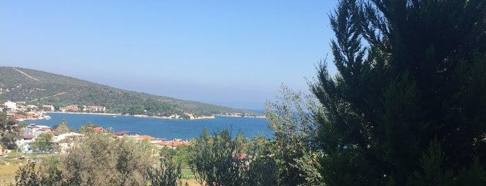Balıklıova Olimpos Bungalow Apart Evler is one of Memleketim İzmir.