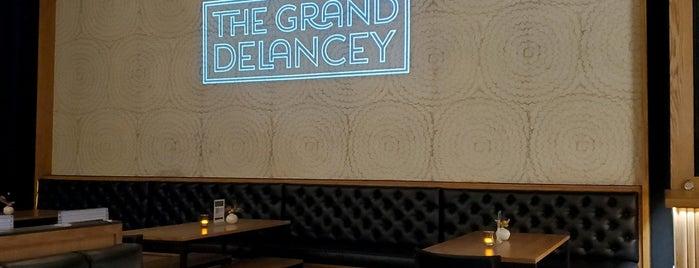 The Grand Delancey is one of Orte, die Al gefallen.