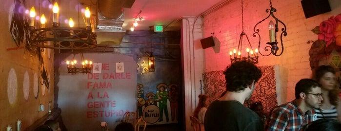 El Chavito is one of La Bars.