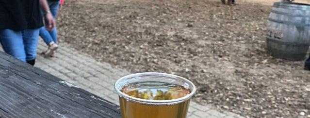 Brigadoon Brewery is one of Orte, die Jim gefallen.