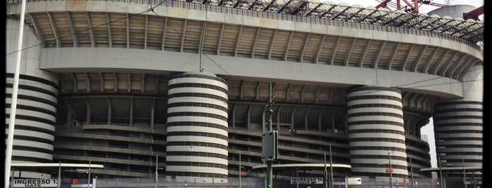 "Stadio San Siro ""Giuseppe Meazza"" is one of Milan(o) the BEST! = Peter's Fav's."