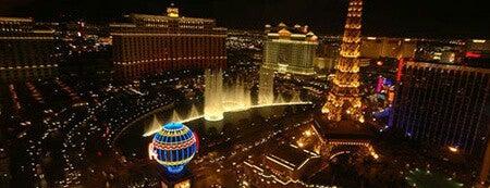 The Las Vegas Strip is one of prefeitura.