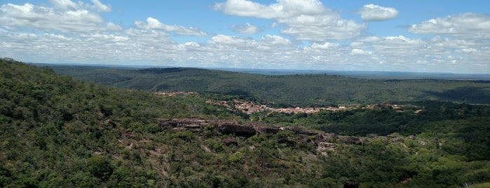 mirante de lençóis is one of Tempat yang Disimpan Adeangela.