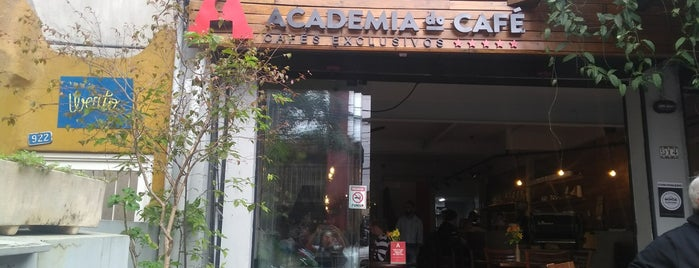 Academia do Café is one of Marcelo's Saved Places.