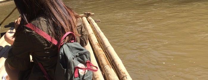 Maetang Rafting is one of Lieux qui ont plu à Diane.