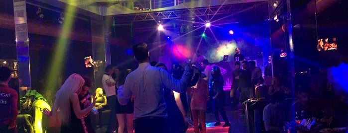 Las Vegas Night Club Dj Vuqar is one of Best places in Baku.