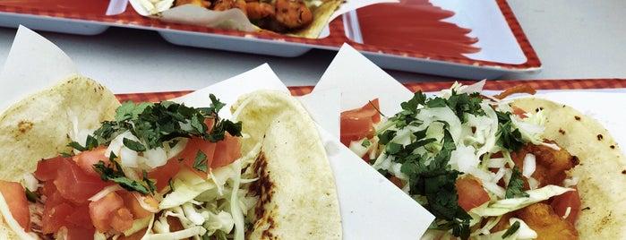 K38 Taco Shop is one of Valle de Guadalupe / Ensenada Road Trip.