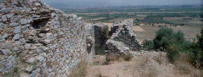 antik kent kolophon is one of ANCIENT LOCATIONS IN TURKEY.