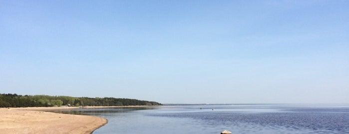 Пляж Восток-6 is one of СПб.