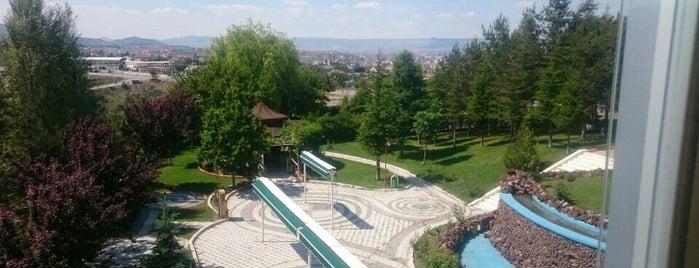 Kayseri Polisevi is one of Orte, die Alpercito gefallen.
