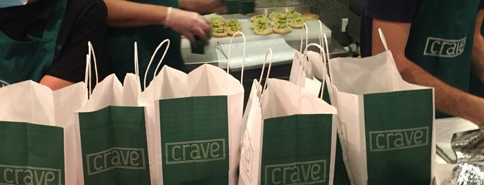 Crave is one of Jeddah.