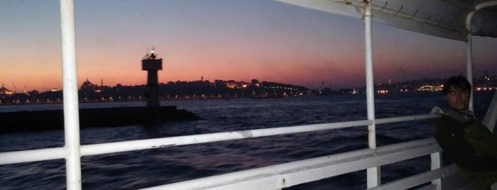 Kabatas Kadikoy ferry is one of SU things (Edit/Merge/Delete).