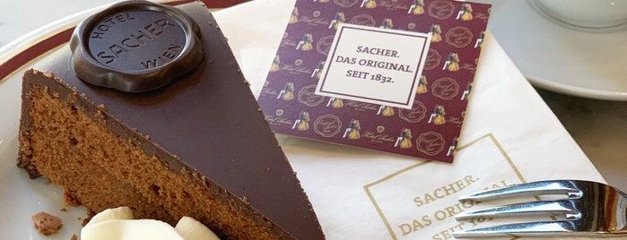 Café Sacher is one of Posti che sono piaciuti a Anna.