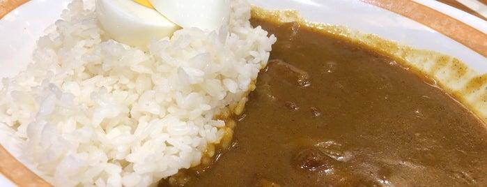 カレーショップ C&C is one of inuさんのお気に入りスポット.