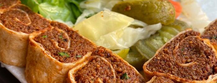 Rhoncus Çiğköfte is one of izm.