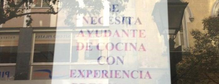 Patatús is one of Ofertas de Trabajo Restauración Madrid.