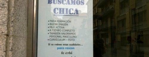 Comercios Salamanca